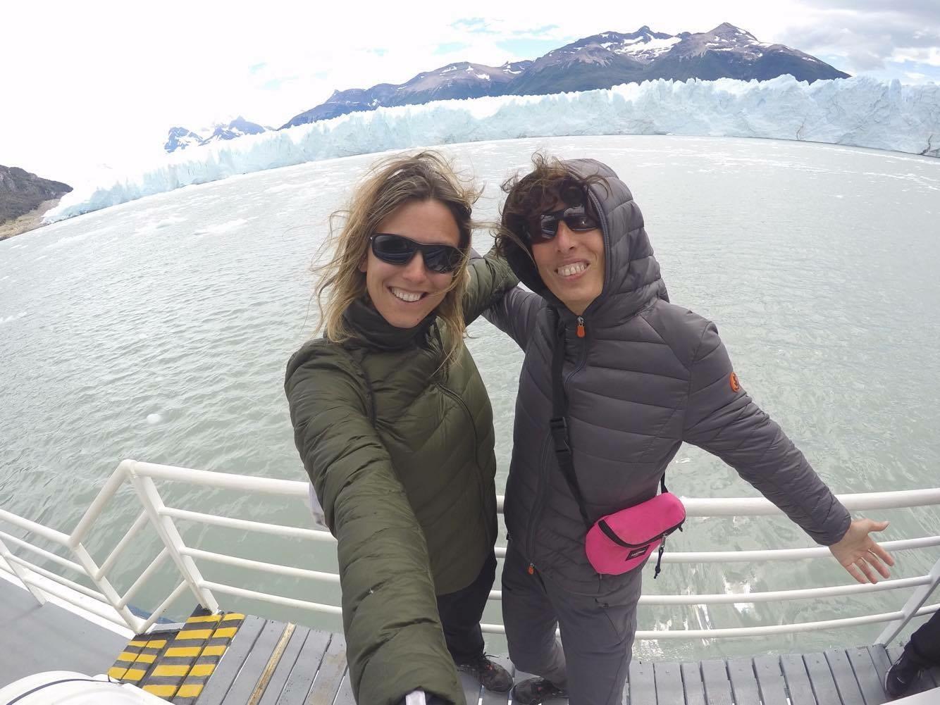 Ma il Perito Moreno deve essere un tipo insensibile alle lusinghe b5df7ac7d3bf