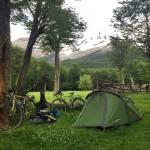 campeggio Patagonia